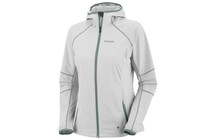 Columbia Sweet As Softshell white